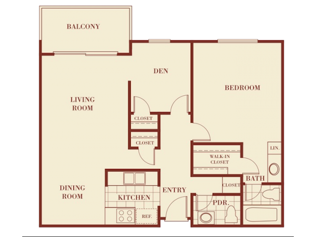 One Bedroom Apartments in Pasadena | San Pasqual