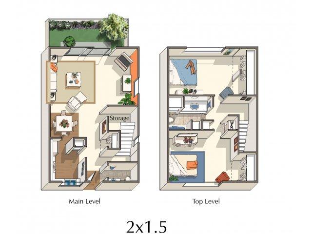 Two Bedroom Apartments in Sacramento, Ca l Esplanade Apartments