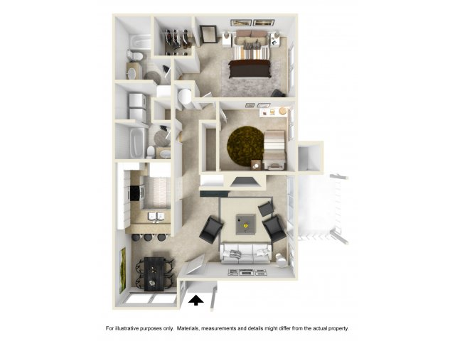 Two Bedroom Apartments in San Pedro, CA l Harborview Apartment Homes