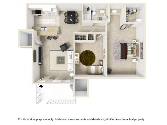 TwoBedroom Apartments in Vista, CA l Hidden Hills Apartment Homes