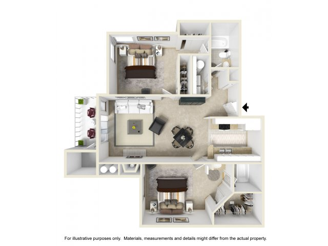 One two and three bedroom apartments in kent wa floor plans for One bedroom apartment in kent wa