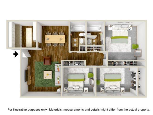 Apartments In Albuquerque Nm L Sierra Meadows