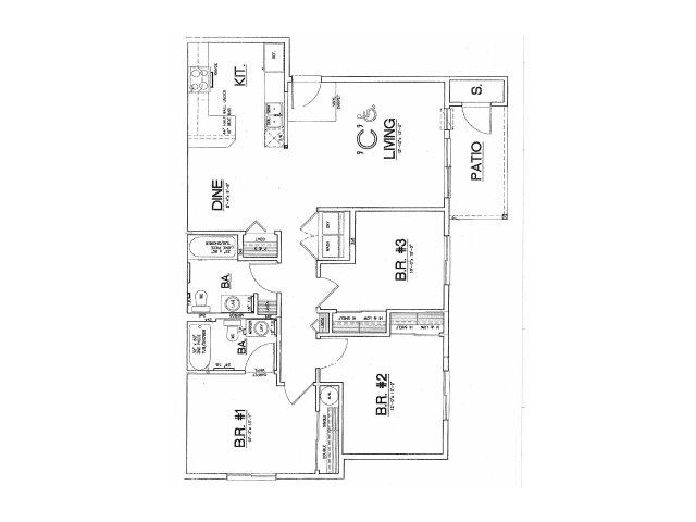 Falls Creek Apartments