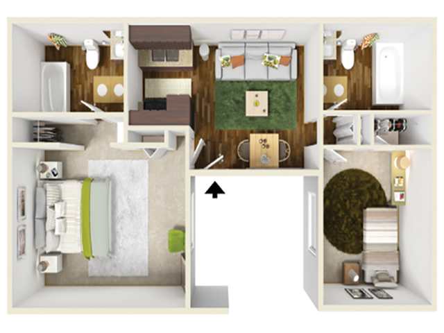 Rancho Luna Apartments