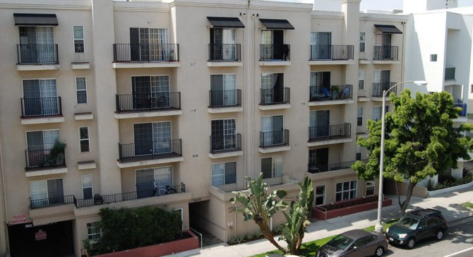 Cheap Santa Monica Apartments For Rent 1 Bedroom One Bed Apartment At 1430 On 7th