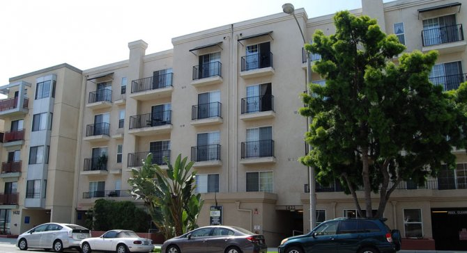 Cheap Santa Monica Apartments For Rent One 1 Bedroom Apartments At 1422 On 7th