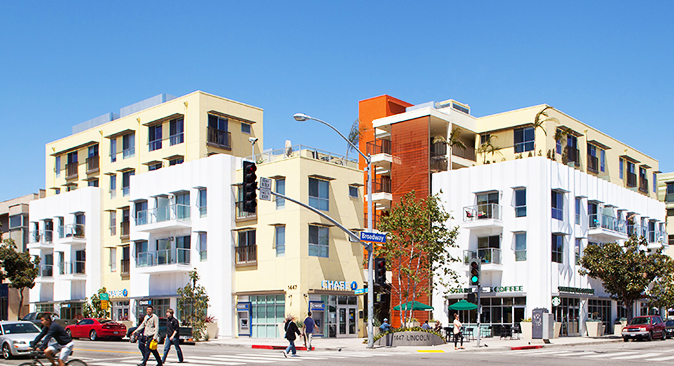 Santa Monica Apartments