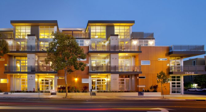 Santa monica luxury apartments for rent 1 and 2 bedroom - One bedroom apartments in santa monica ...