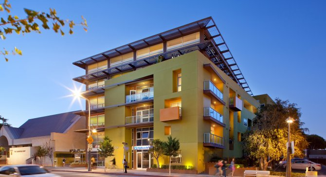 Santa Monica Luxury Studio Apartments And 1 Bedroom Apartments Nms 1539 1 Bedroom And Studio
