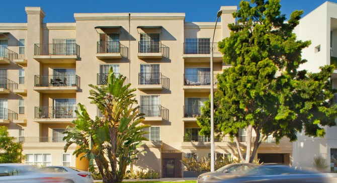One Bedroom Santa Monica Apts