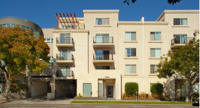 Santa Monica 1 2 3 apartments for rent