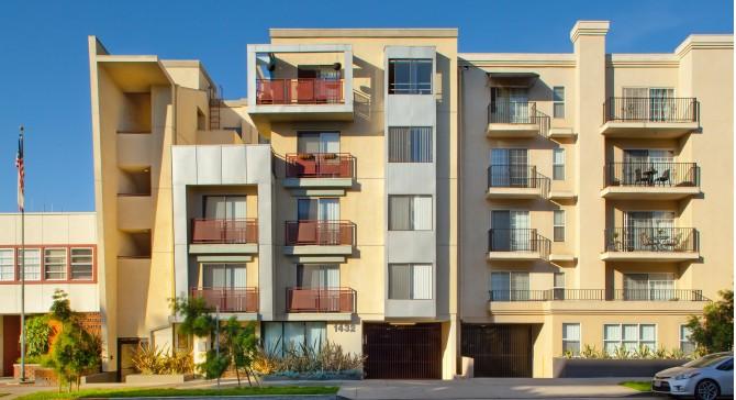 Santa Monica Studio, 1, 2 Apartment