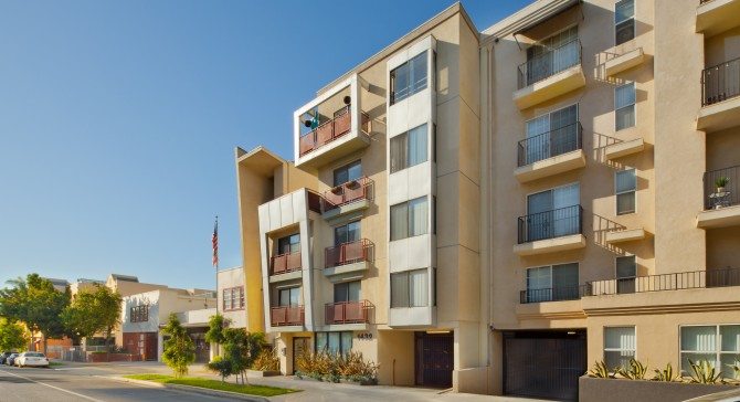 Affordable Apts Santa Monica