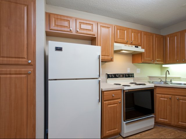 Arbors of Wells Branch Apartments for Rent in Austin, TX | Kitchen Appliances