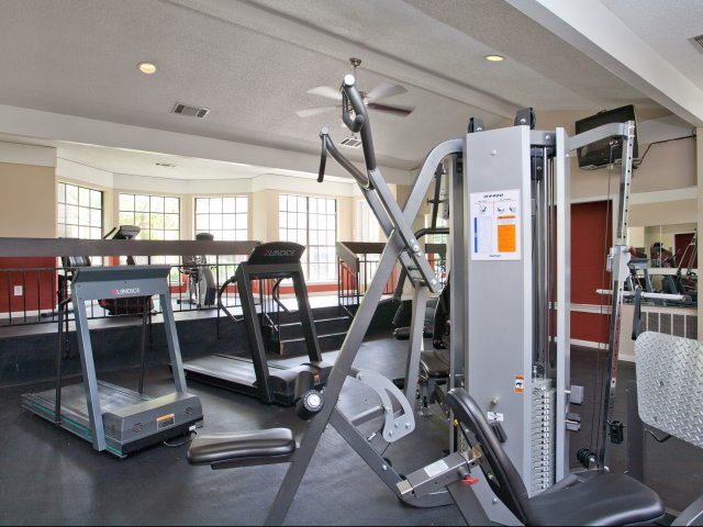 Arbors of Wells Branch Apartments for Rent in Austin, TX | Fitness Center
