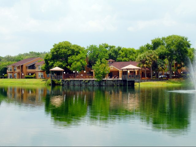 Oak Ramble   Apartments For Rent in Tampa Palms, FL   Private Lake