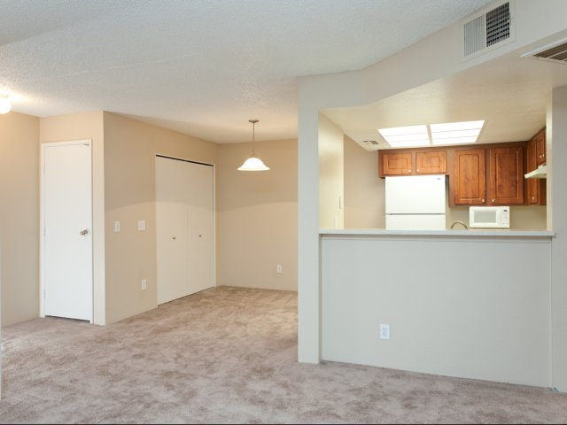 Meadow Glen | Glendale, AZ Apartments For Rent | Living and Dining Area