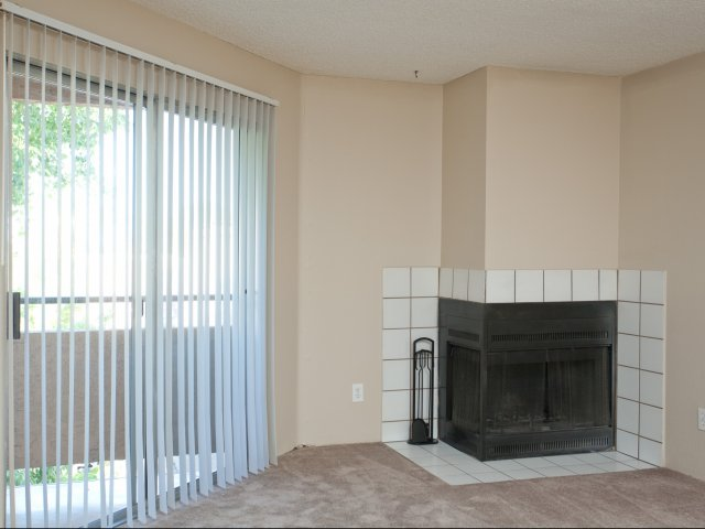 Meadow Glen | Glendale, AZ Apartments For Rent | Fireplace and Patio