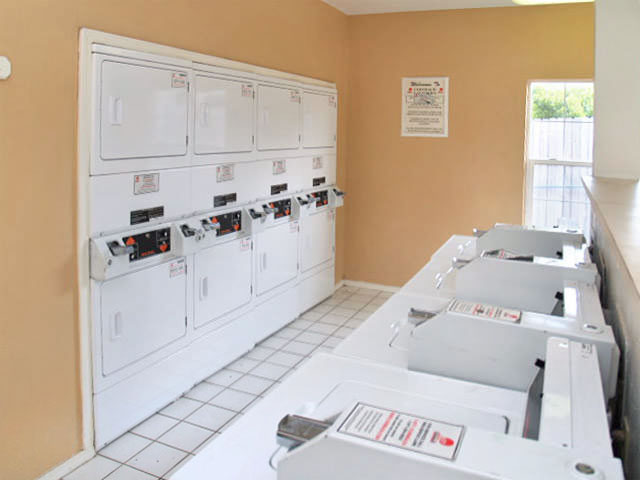 Apartment for rent at The Gables of McKinney, TX | Laundry Facility