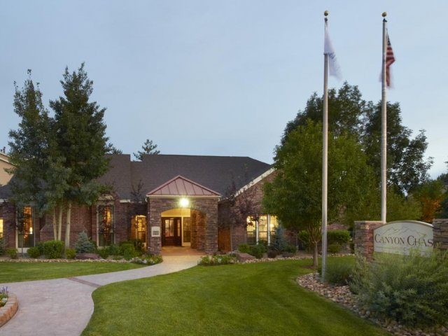 Canyon Chase | Westminster, CO Apartments | Entrance to Community