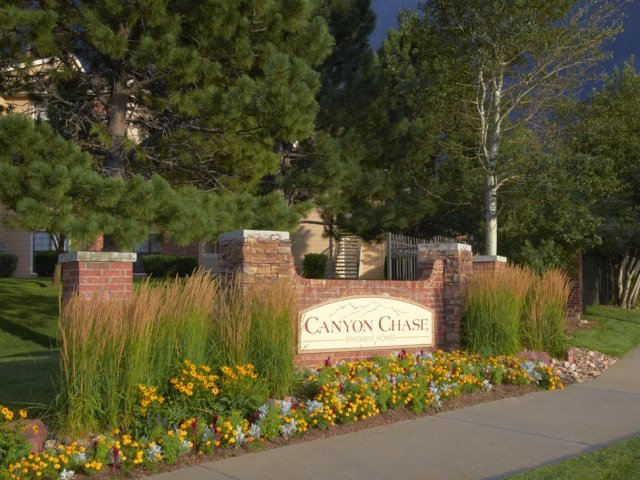 Canyon Chase | Apartments in Westminster, CO | Main Entrance