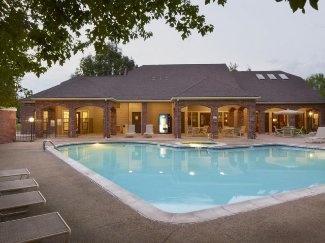 Canyon Chase | Westminster, CO Apartments for Rent | Pool Area