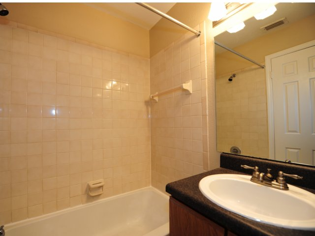 Oak Ramble | Tampa, FL Apartments For Rent | Bathtub and Sink