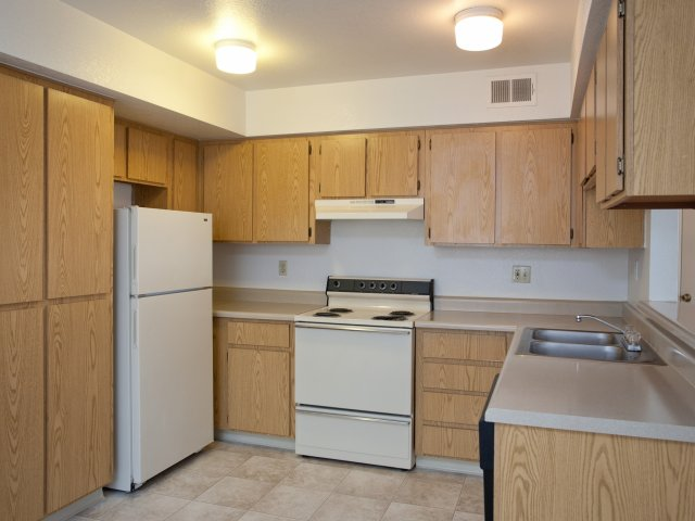 Terra Vida Apartments for Rent in Mesa, AZ | Kitchen Cabinets