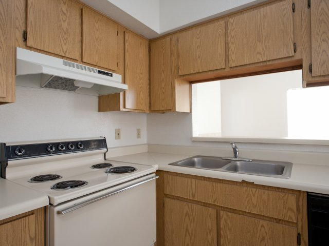 Terra Vida Apartments for Rent in Mesa, AZ | Kitchen with Double Sink