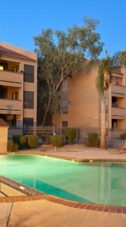 Villas at Cave Creek Apartments for Rent in Pheonix, AZ | Community Pool