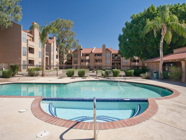 Villas at Cave Creek Apartments for Rent in Pheonix, AZ | Heated Spa