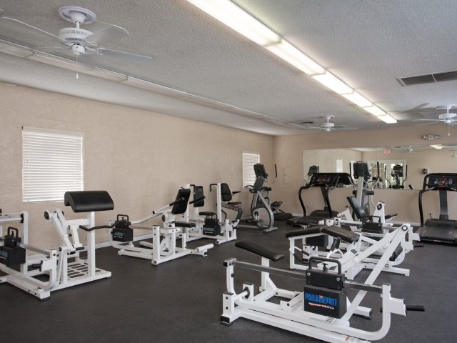 Villas at Cave Creek Apartments for Rent in Pheonix, AZ | Fitness Center