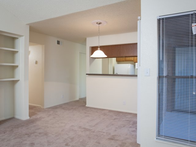 Villas at Cave Creek Apartments for Rent in Pheonix, AZ | Dining and Living Area