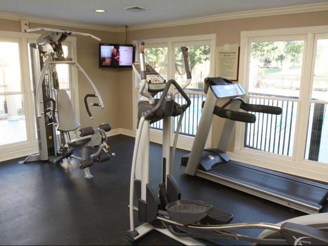 Windsor Park Apartments for Rent in Hendersonville, TN | Fitness Center