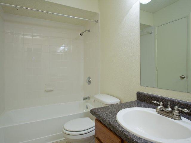 Villas at Cave Creek Apartments for Rent in Pheonix, AZ | Spacious Bathroom