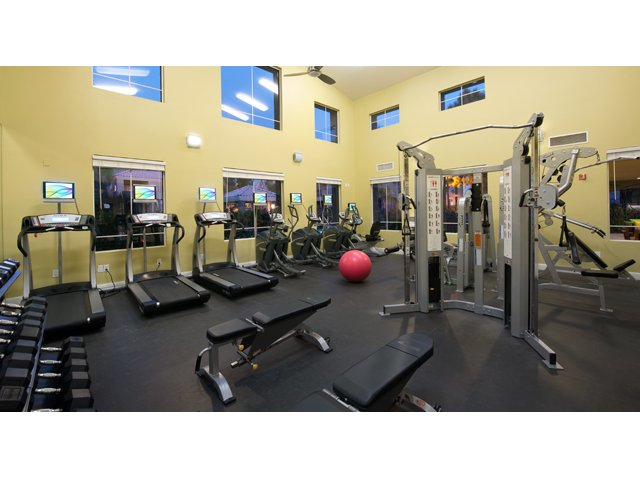 Lumiere Chandler Condos | Apartments For Rent in Chandler, AZ | Fitness Center