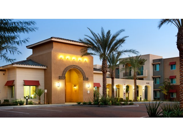 The Residences at Village Stadium Apartments in Surprise, AZ | Leasing Office