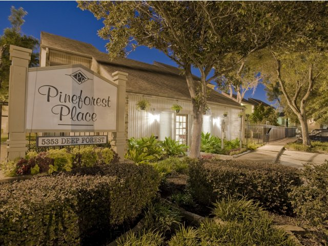 Pineforest Park | Apartments for Rent in Houston, TX | Leasing Office