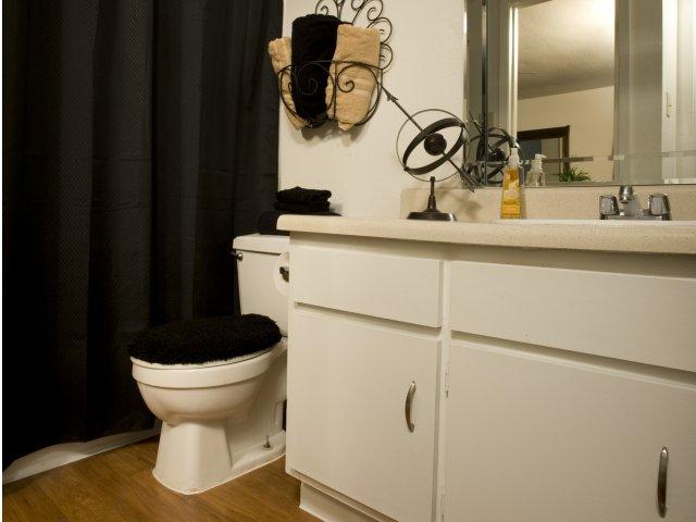 Pineforest Park | Apartments in Houston, Texas | Bathroom