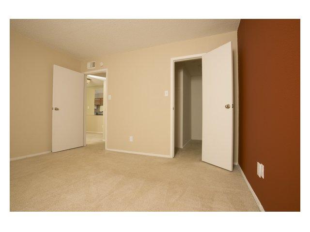 Bar Harbor | Seabrook, TX Apartments | Bedroom and Closet