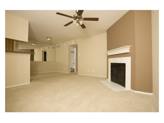 Bar Harbor   Seabrook, TX Apartments for Rent   Living Area with Fireplace