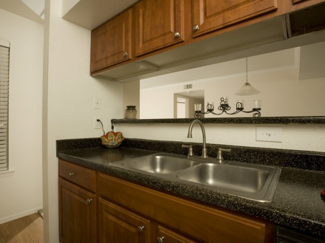 Cimarron Parkway | Apartments For Rent in Katy, TX | Double Basin Kitchen Sink