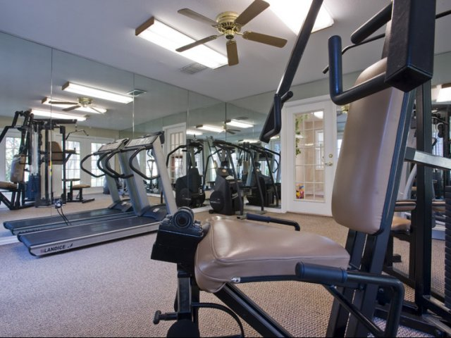 Central Park Regency | Cypress, TX Apartments | Strength and Cardio Fitness Center