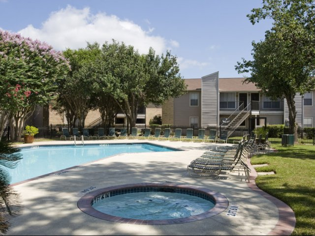 Central Park Regency | Apartments for Rent Cypress, TX | Heated Spa