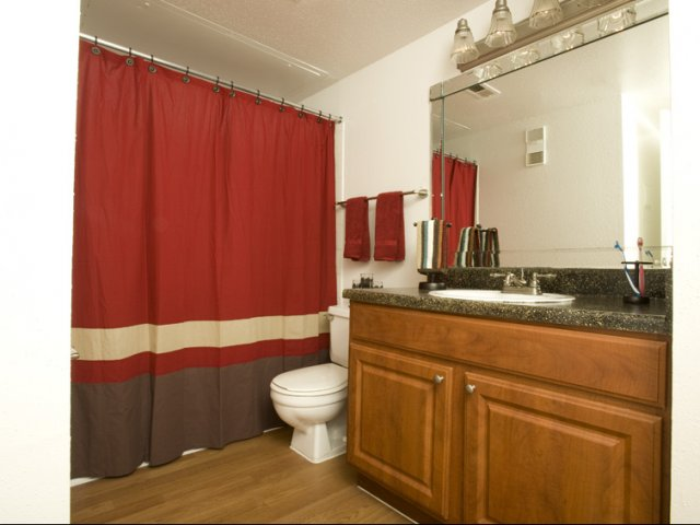Cimarron Parkway | Katy, TX Apartments For Rent | Bathroom