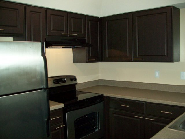Oak Ramble | Tampa Palms, FL Apartments For Rent | Kitchen Cabinets and Appliances