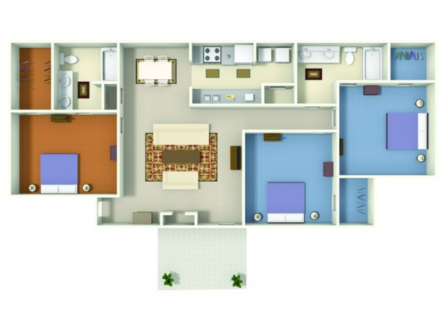 Reserve at Mill Landing Apartment Homes