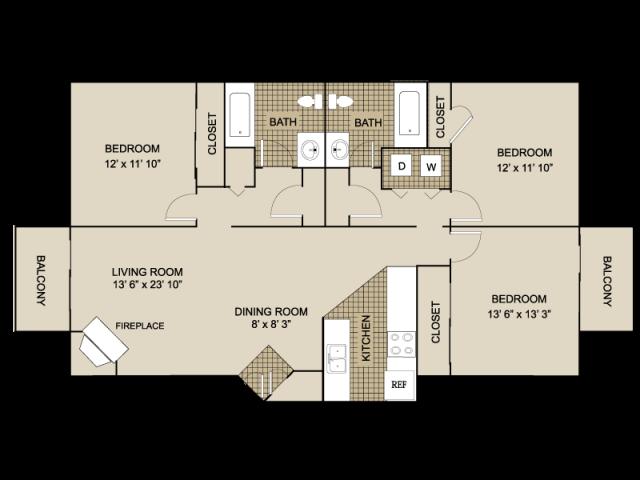 Victoria Park Apartment Homes
