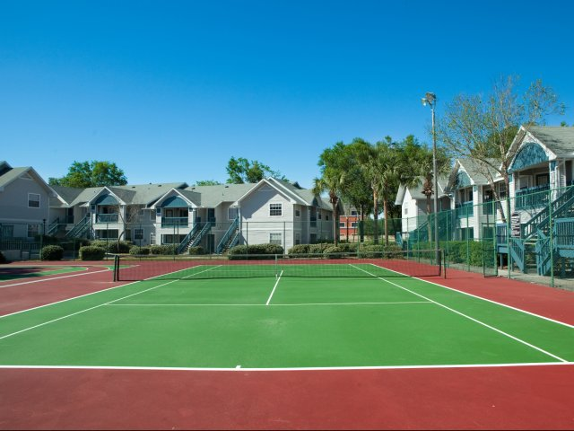 Rentals in Winter Park | Tennis Courts