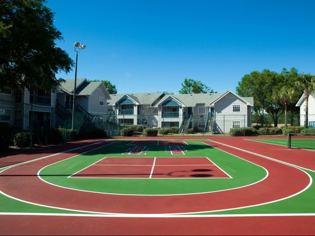 Casselberry Florida Rentals | Tennis Court